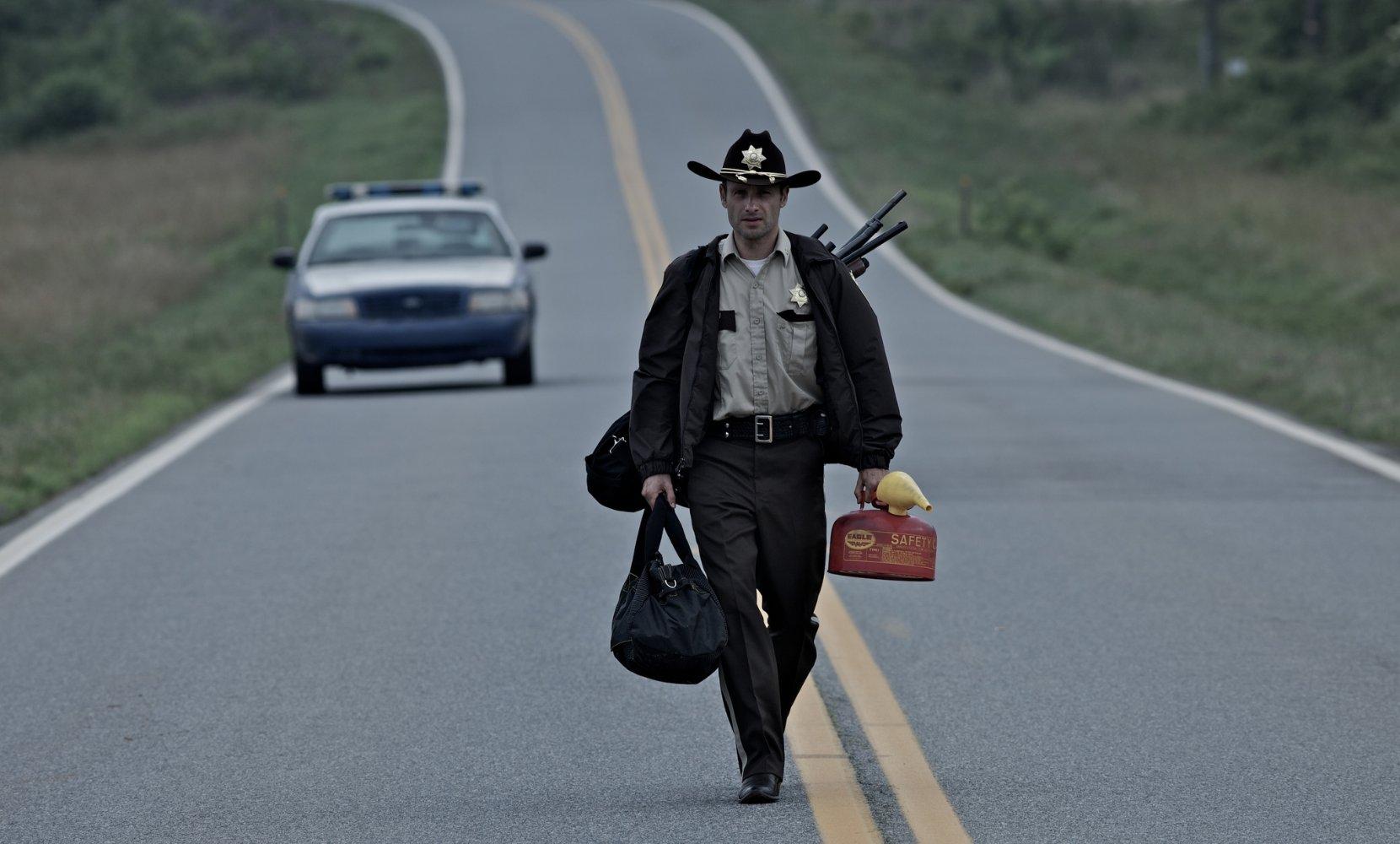 Sheriff Rick Grimes