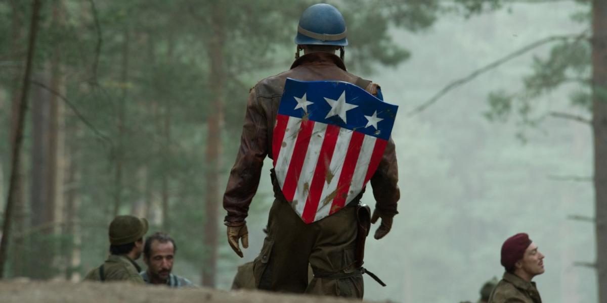 Captain America 2.Weltkrieg