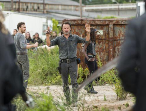 Rick Grimes Survival