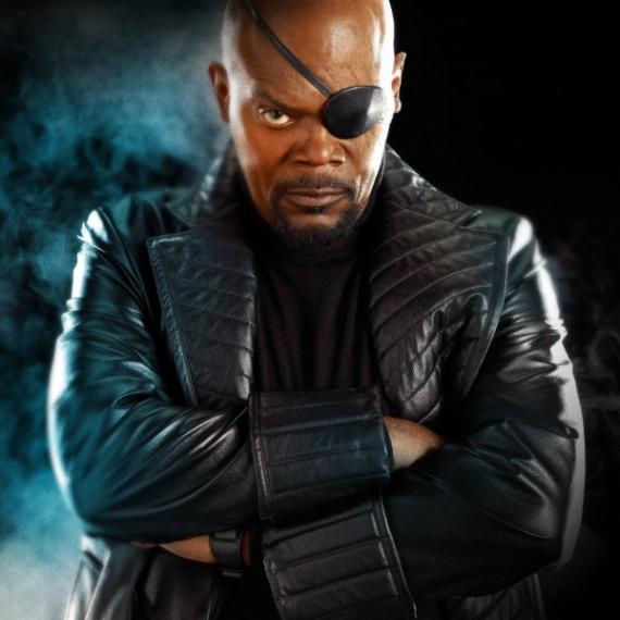 Nick Fury Kostüm selbermachen