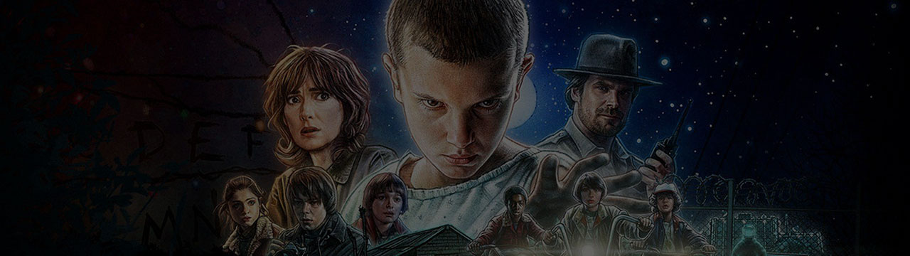 Stranger Things Kostüme