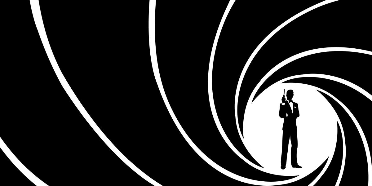 James Bond Kostüm