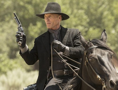 Westworld: Man in Black