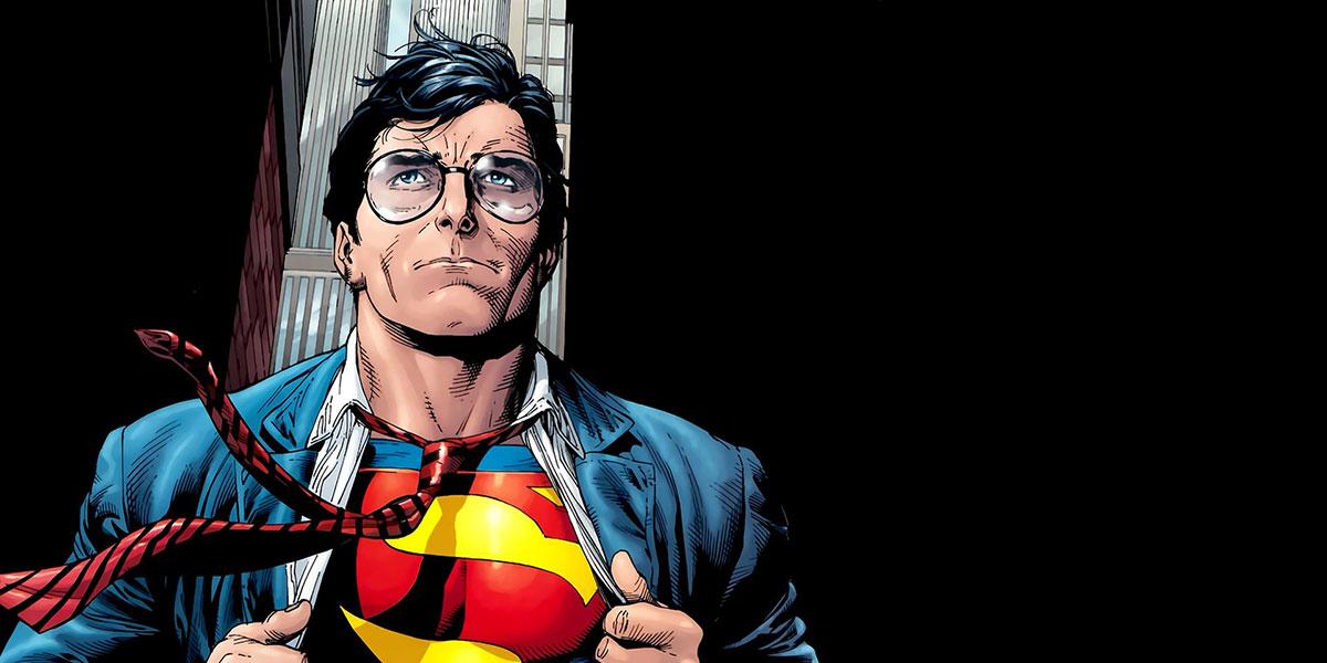 Superman - Clark Kent